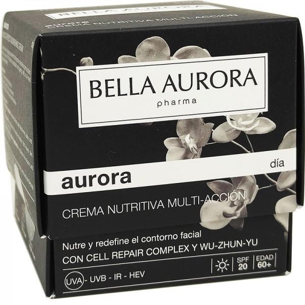 BELLA AURORA CREMA DE DIA NUTRITIVA MULTI-ACCION 50 ML